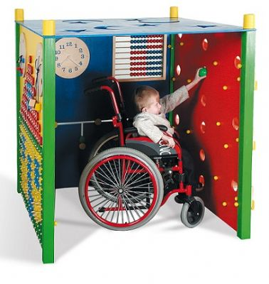 Manipulative House,Wheelchair toys,wheelchair inclusive toys,wheelchair inclusive play,wheelchair inclusive games,special needs toys